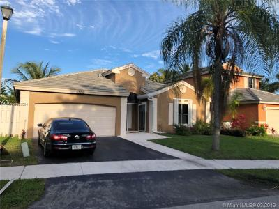 Coconut Creek Single Family Home Active With Contract: 5302 NW 55th Ter