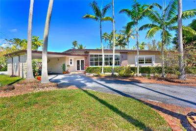 Pinecrest Single Family Home Sold: 8145 SW 133rd St