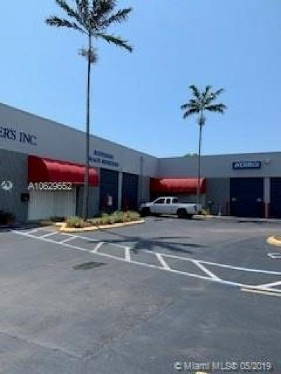 Cutler Bay Commercial For Sale: 18633 SW 107th Ave #8