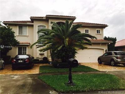 Miami Lakes Single Family Home For Sale: 7853 NW 165 Terrace