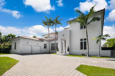 Coral Gables Single Family Home For Sale: 7220 Los Pinos Blvd