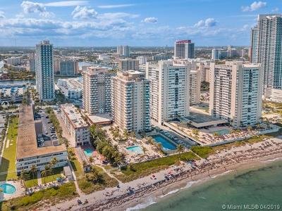 Hallandale Condo For Sale: 1912 S Ocean Dr #PH1