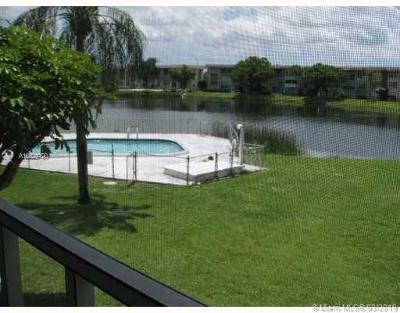 Plantation Condo For Sale: 5480 NW 11th St #205