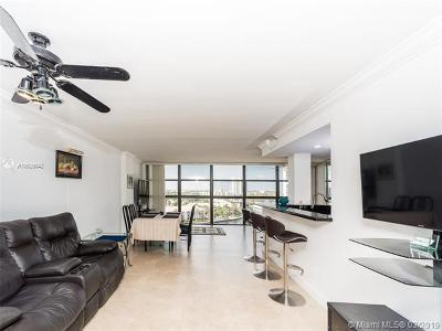 Hallandale Condo For Sale: 200 Leslie Dr #1114