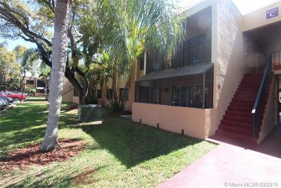 Venetian Palms Condo Condo For Sale: 7945 SW 104th St #C108