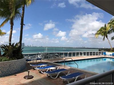 Miami Beach Condo For Sale: 1900 Sunset Harbour Dr #1605
