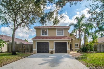 Pembroke Pines Single Family Home Sold: 2489 NW 191st Ave