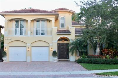 Doral Single Family Home For Sale: 6813 NW 113th Pl