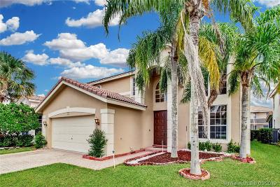 Coral Springs Single Family Home For Sale: 5341 NW 119th Ter