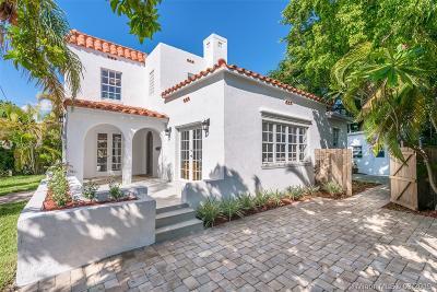 Single Family Home Sold: 645 NE 70th St