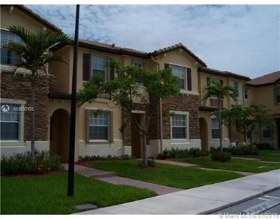 Cutler Bay Condo For Sale: 9353 SW 227th St #4-21