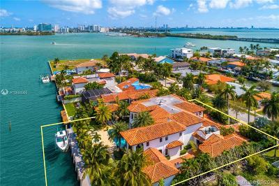 Miami Beach Single Family Home For Sale: 1201 NE 83rd St