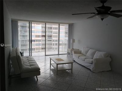 Aventura Condo For Sale: 18051 Biscayne Blvd #1703