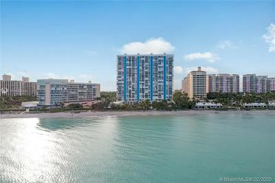 Condo For Sale: 881 Ocean Dr #17D