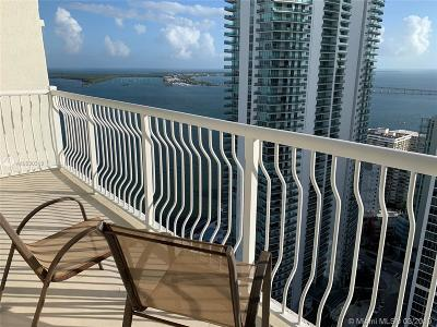 Miami Rental For Rent: 1200 Brickell Bay Dr #4103