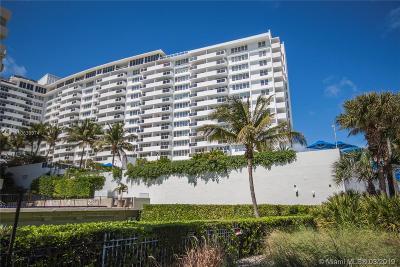 Miami Beach Condo Sold: 100 Lincoln Rd #929
