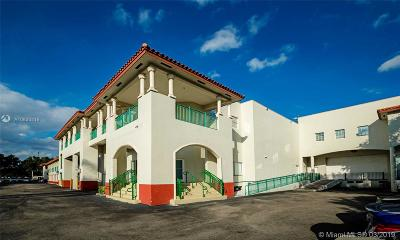 Doral Commercial For Sale: 10200 NW 25th St #114