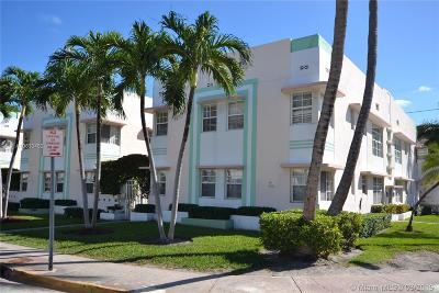 Miami Beach Rental Leased: 550 15th St #104