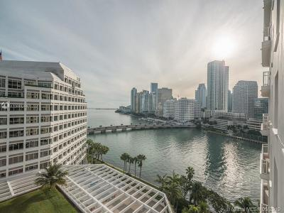 Rental Leased: 701 Brickell Key Bl #1411