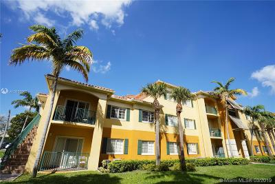 Doral Condo Sold: 7290 NW 114th Ave #203-7