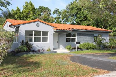 Miami Shores Single Family Home For Sale: 415 NW 111th St
