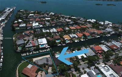 North Miami Single Family Home For Sale: 13255 Keystone Ter