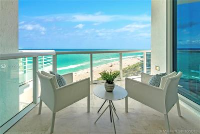 Mosaic, Mosaic On Beach, Mosaic On Miami Beach, Mosaic On Miami Beach Con Condo For Sale: 3801 Collins Av #1602