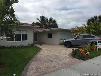 Surfside Single Family Home For Sale: 9216 Harding Ave
