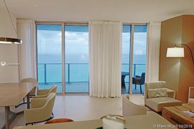 Hollywood Condo For Sale: 4111 S Ocean Dr #2702