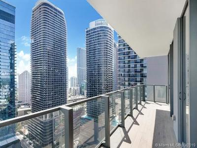 Rise, Rise At Brickell City, Rise Brickell City, Rise Brickell City Center, Rise Brickell City Centre, Rise Condo, Rise Condominium, Brickell City Centre Rise Rental Active With Contract: 88 SW 7th St #2505
