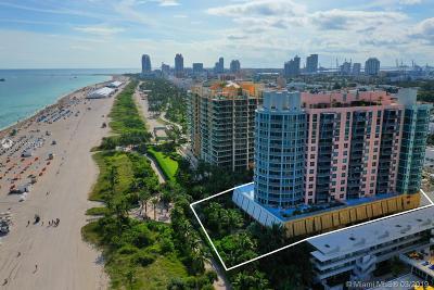 Michael Grave, 1500 Ocean Drive, 1500 Ocean Drive Condo Rental For Rent: 1500 Ocean Dr #508