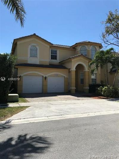 Doral Single Family Home For Sale: 11150 NW 77th Terrace
