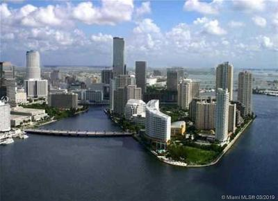 Rental Leased: 540 Brickell Key Dr #705