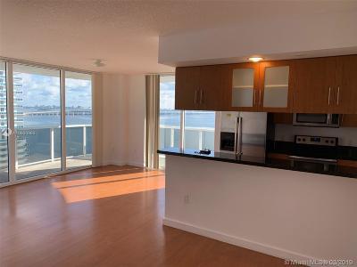 23 Biscayne Bay, 23 Biscayne Bay Condo Rental For Rent: 601 NE 23rd St #1502