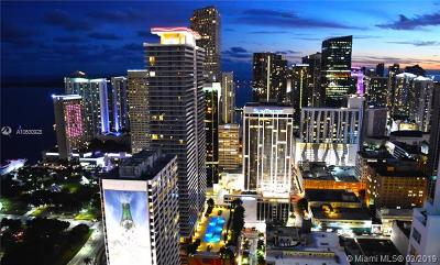 Miami Rental For Rent: 244 Biscayne Blvd #809
