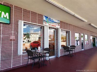 Hallandale Business Opportunity For Sale: Atlantic Shores Blvd