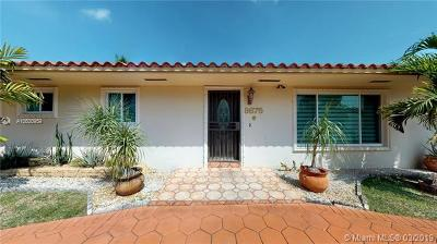 Miami Single Family Home For Sale: 9875 SW 27th Ter