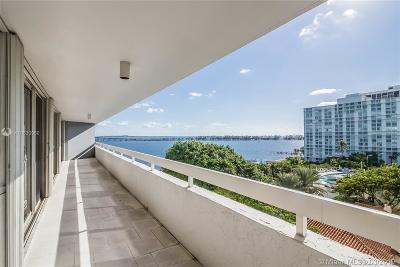 Miami Rental For Rent: 1627 Brickell Ave #1005