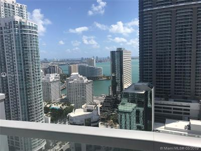 Rental For Rent: 1050 Brickell Ave #3206