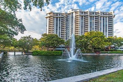 Miami Condo For Sale: 1000 Quayside Te #509