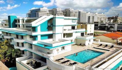 ocean 91, Ocean 91 Condo Rental For Rent: 9156 Collins Ave #110