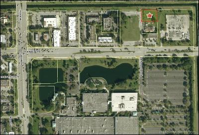Plantation Single Family Home For Sale: 7781 W Sunrise Blvd