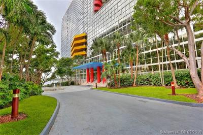 Atlantis On Brickell Cond, Atlantis On Brickell Condo Rental For Rent: 2025 Brickell Ave #PH#5