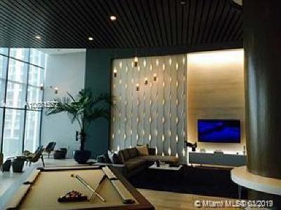 Icon Bay, Icon Bay Condo, Icon Bay Condominium Rental Leased: 460 NE 28 St #2505