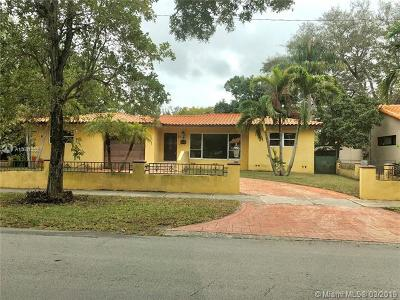 Miami Springs Single Family Home Sold
