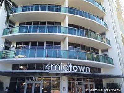 Four Midtown, Four Midtown Condo, Four Midtown Miami, Four Midtown Miami Condo Rental For Rent: 3301 NE 1st Ave #H1808