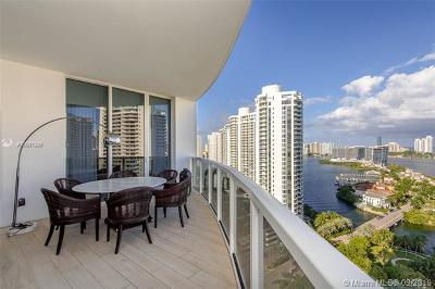 Aventura Condo For Sale: 4100 Island Blvd #1802