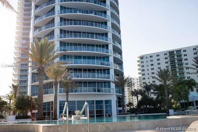 Hollywood Condo For Sale: 3101 S Ocean Dr #1507