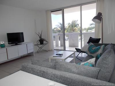 Miami Beach Rental For Rent: 800 West Ave #422