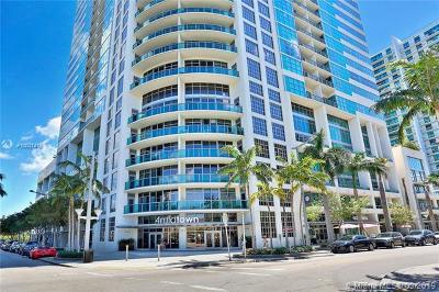 Four Midtown, Four Midtown Condo, Four Midtown Miami, Four Midtown Miami Condo Rental For Rent: 3301 NE 1st Ave #L04PH1